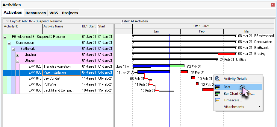 Profiles change the tool sets in the Tool Chest in Bluebeam Revu 2019